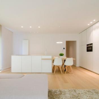 Rénovation complète d'un appartement à Oostduinkerke - Bad
