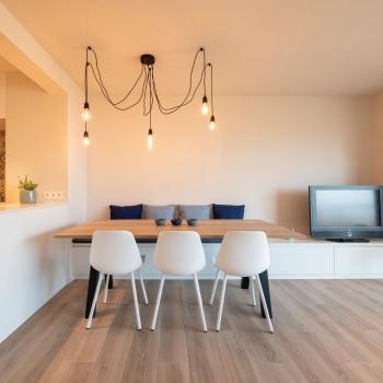Rénovation complète appartement Koksijde