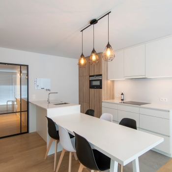 Renovation complet appartement Nieuwpoort Franslaan