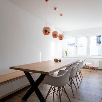 Salon, cuisine & entrée maison Oostduinkerke