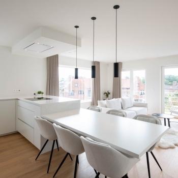 Rénovation appartement Oostduinkerke