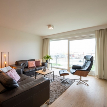 rénovation appartement Havengeul Nieuwpoort