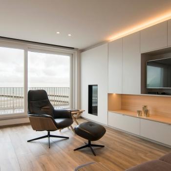 Rénovation complète appartement Nieuport